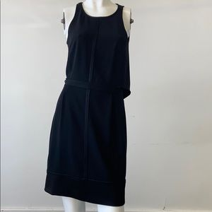 Club Monaco black sleeveless dress size 2